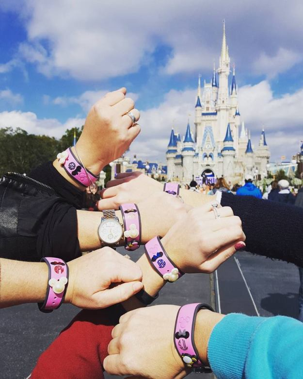 The 25 Best Bachelorette Destinations: Disney World