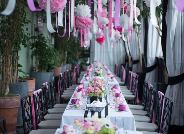 A Secret Garden in the City Bridal Shower | Ultimate Bridesmaid | Life in Reverie