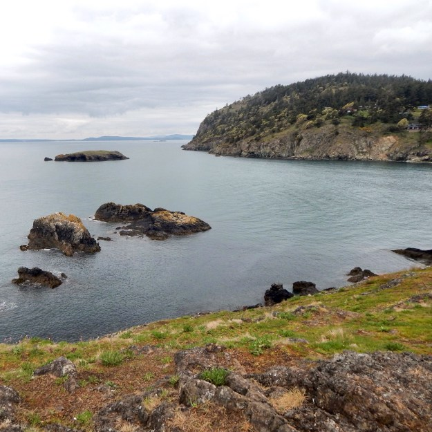 Deception Pass State Park, Rosario Beach, Whidby Island, Washington