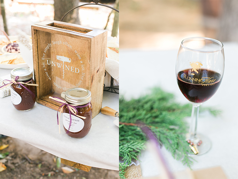 21bdcd344bf ... A Woodsy Winery Bridal Shower