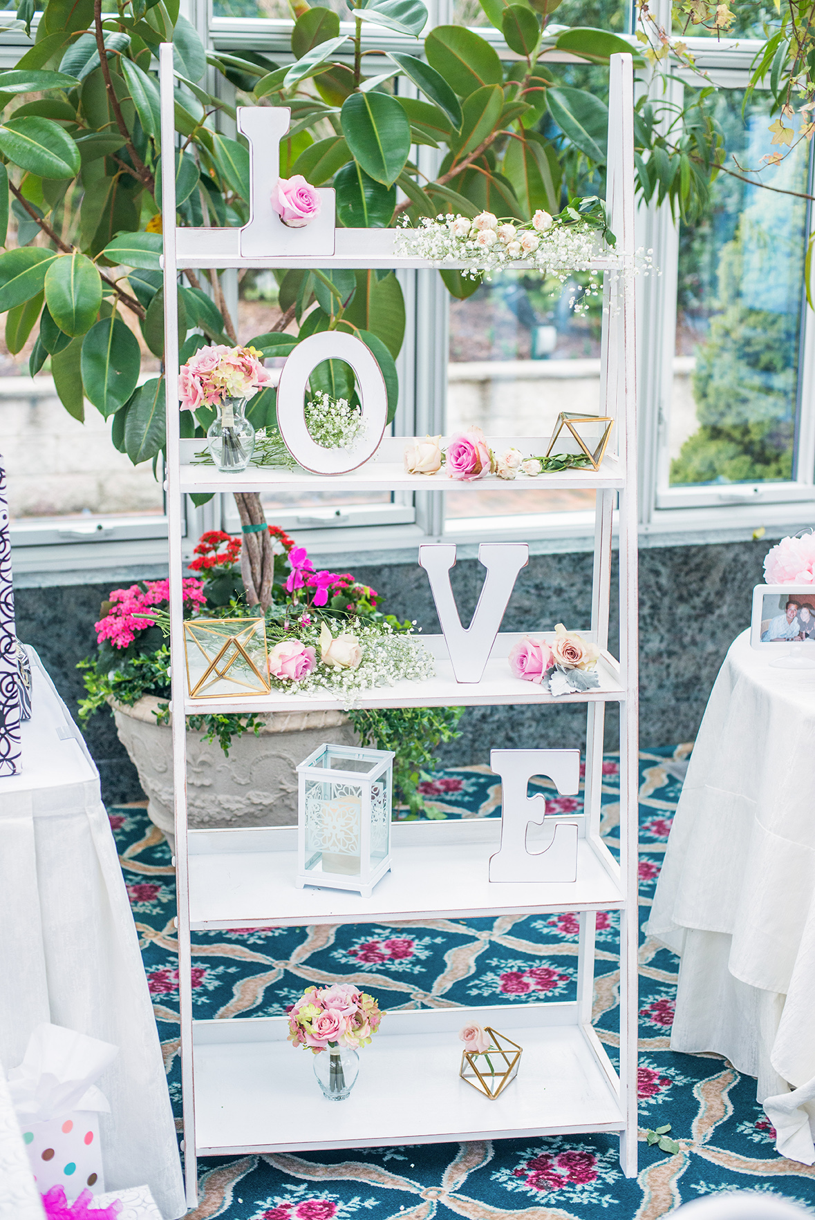A Sparkling Greenhouse Bridal Shower Ultimate Bridesmaid