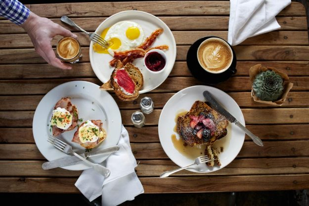 Looking for a great brunch spot for your Austin bachelorette weekend? Try Walton's Fancy and Staple.