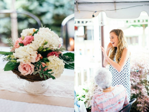 A Summer Picnic Bridal Shower | Ultimate Bridesmaid | Jill Gearhart Photography