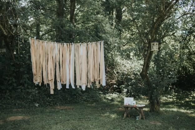 A Bohemian Bridal Shower in the Garden   Ultimate Bridesmaid   Alyssa Wilcox Photography