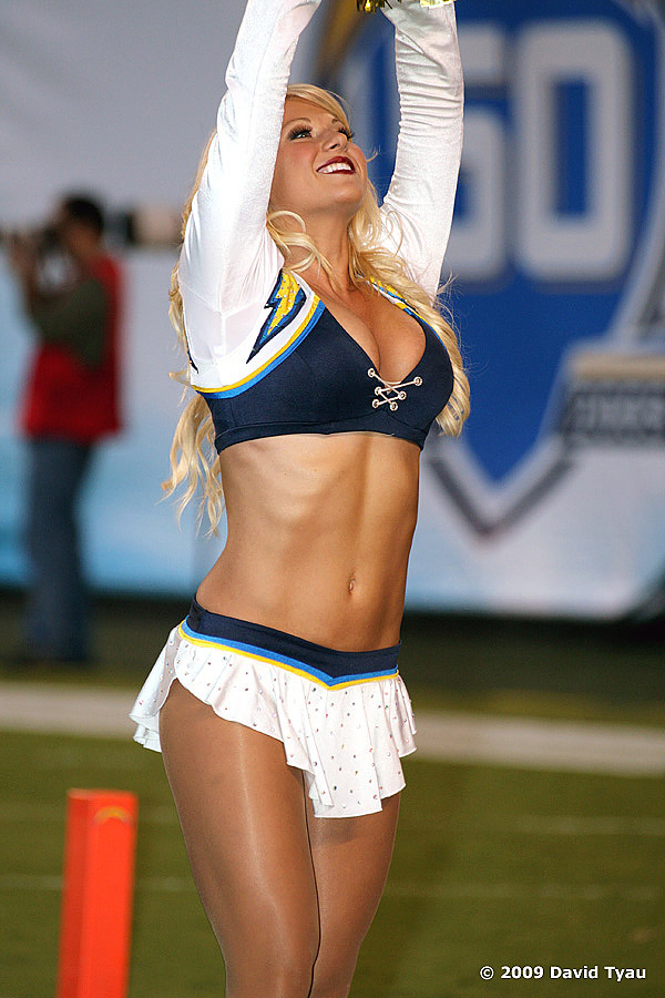 Charger Girl Heather