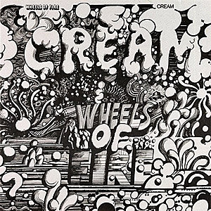 Image result for cream wheels of fire