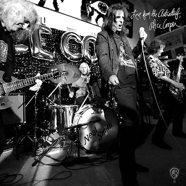 Alice Cooper Live from the Astroturf