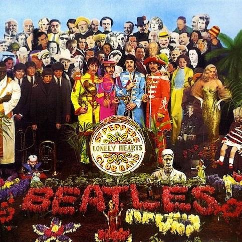 Beatles Album Photo