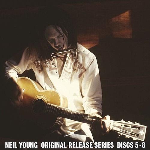 Neil Young Album Photo