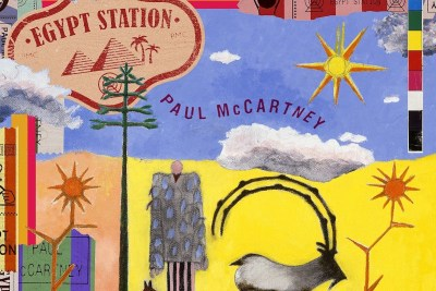 Image result for Paul McCartney Egypt Station