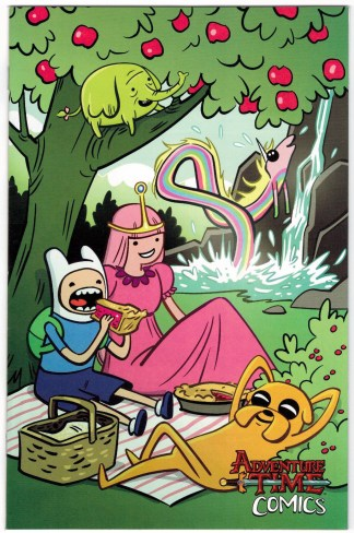 Adventure Time Comics #6 1:15 Colleen Coover Variant Boom 2016 VF/NM