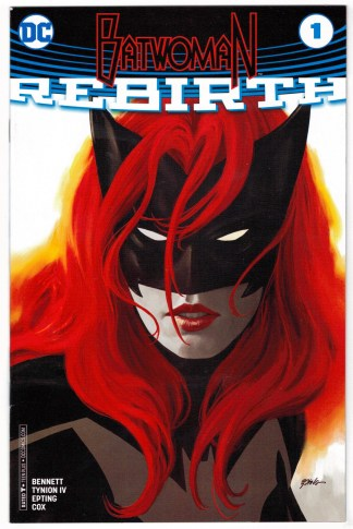 Batwoman Rebirth #1 Epting ComicsPro Exclsuive Variant DC 2017 No UPC VF/NM