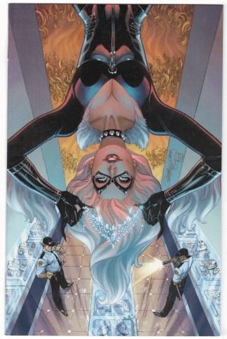 Black Cat #2 1:50 J Scott Campbell Virgin Variant Marvel 2019 VF/NM