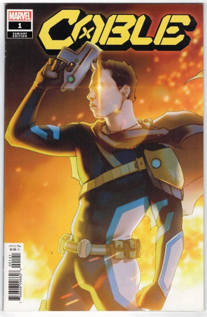Cable #1 1:25 W Scott Forbes Variant Marvel 2020 X-Men X-Force VF/NM