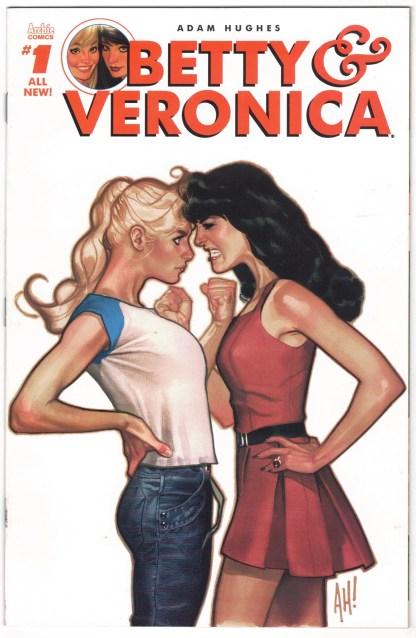 Betty & Veronica #1 1st Printing Adam Hughes Cover Archie 2016 VF/NM