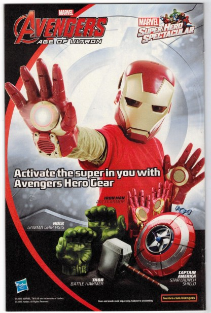 Uncanny Avengers #1 Jason Pearson Hip Hop Variant Marvel 2015 VF/NM