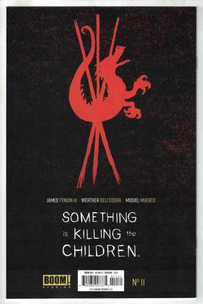 Something Is Killing the Children #12 1:25 Momoko Virgin Variant Erica Boom 2019
