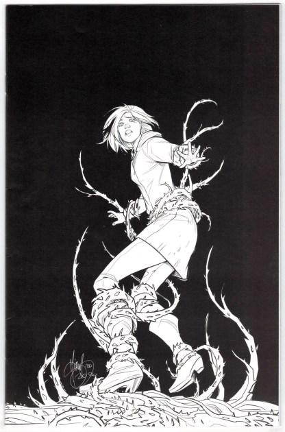 Buffy the Vampire Slayer Willow #4 1:25 Mirka Andolfo Variant Boom 2020 VF/NM