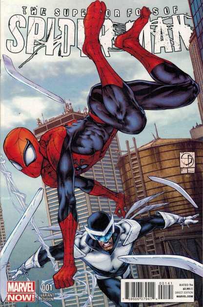 Superior Foes of Spider-Man #1 1:50 Shane Davis Variant Boomerang