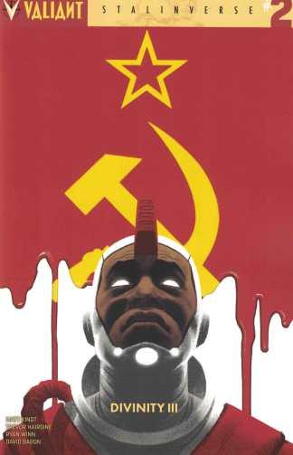 Divinity III Stalinverse #2 1:20 Greg Smallwood Variant Cover D Valiant 2016