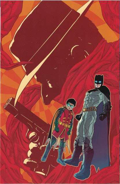 The Shadow Batman #4 1:30 Aco Virgin Variant Dynamite 2017