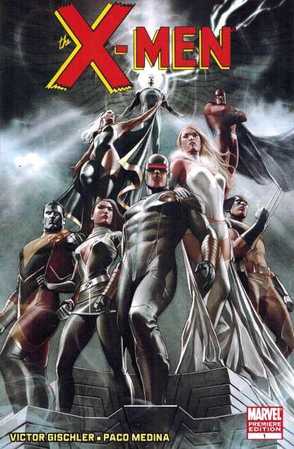 X-Men #1 Premiere Variant One Per Store 2010 Series