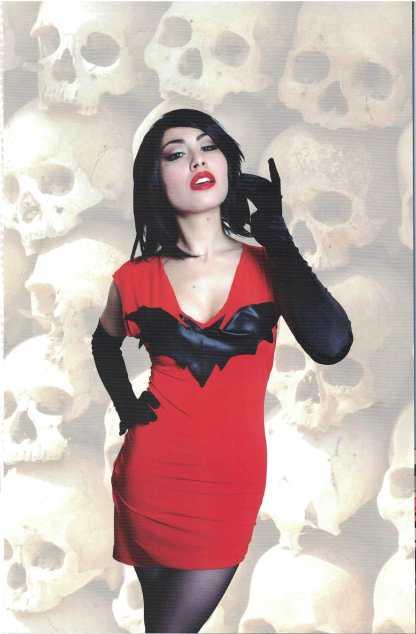 Vampirella #3 1:10 Cosplay Virgin Variant Dynamite 2017