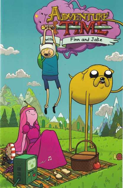 Adventure Time #9 1:15 Joe Quinones Variant Boom