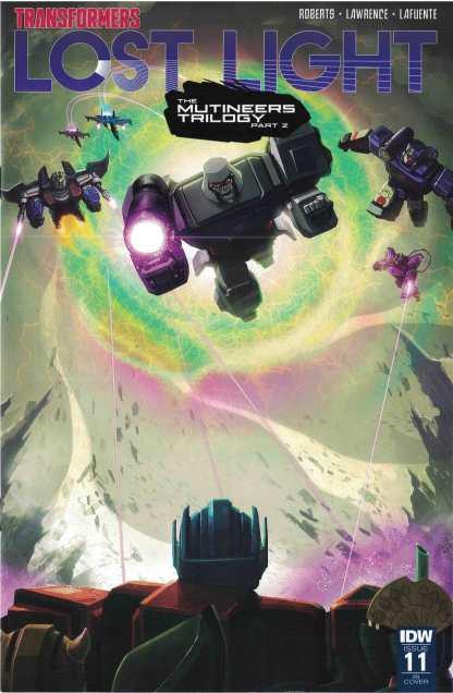 Transformers Lost Light #11 1:10 Joana Lafuente Variant IDW 2017