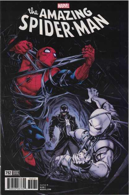 Amazing Spider-Man #792 1:25 Ryan Stegman Variant Marvel Legacy