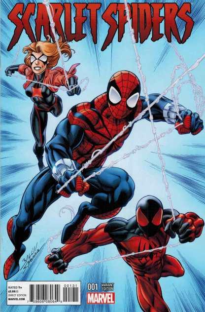 Scarlet Spiders #1 1:25 Mark Bagley Variant s