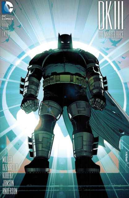 Dark Knight III Master Race #2 1:25 Klaus Janson Variant DC Batman DK3