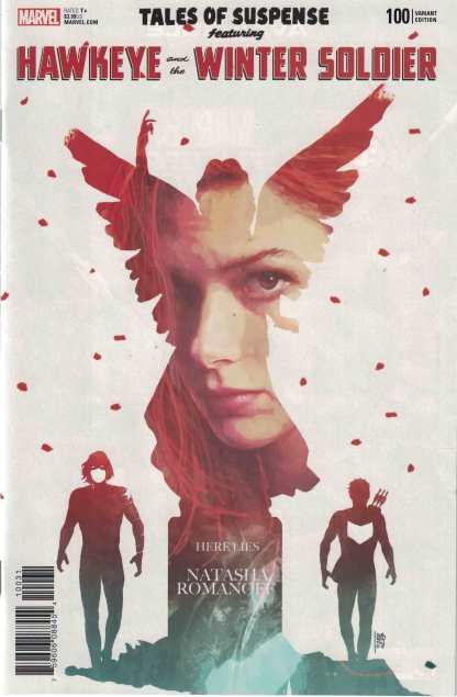 Tales of Suspense #100 1:25 Andrea Sorrentino Variant Marvel Legacy