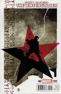 Bucky Barnes: The Winter Soldier #2 1:25 Sorrentino Variant