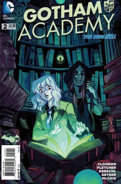 Gotham Academy #2 1:25 Becky Cloonan Variant