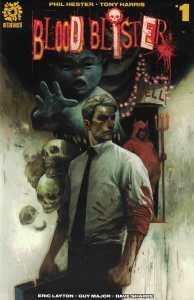 Blood Blister #1 1:10 Mike Huddleston Variant Aftershock Comics 2017