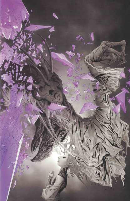 Jim Henson's Power of the Dark Crystal #2 1:30 Jae Lee Variant Archaia 2017