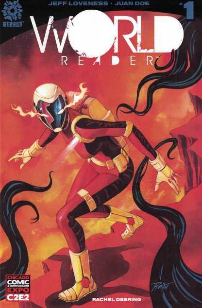World Readers #1 C2E2 Comics Pro Aftershock 2017
