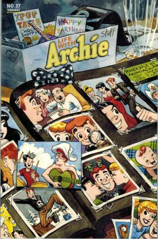 Life With Archie #37 Jill Thomson Variant Final Issue