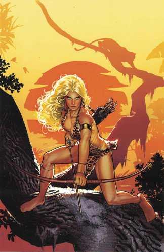 Sheena #1 1:40 Sook Virgin Variant Cover I Dynamite 2017