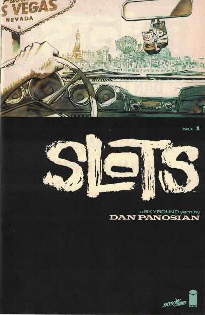 Slots #1 Ashcan Dan Panosian Retailer Exclusive Variant Image
