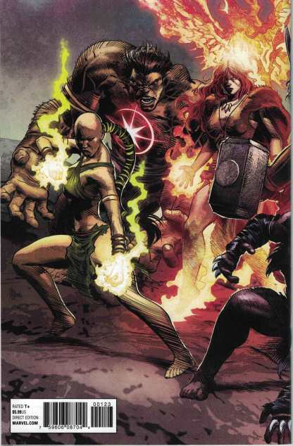 Marvel Legacy #1 1:500 Mike Deodato Wraparound Variant 2017 Avengers 1000000 BC