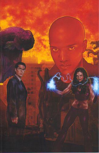 Angel: After the Fall #7 Virgin Art Variant Buffy the Vampire Slayer Joss Whedon