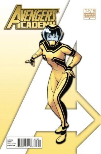 Avengers Academy #3 I Am An Avenger McKone Variant