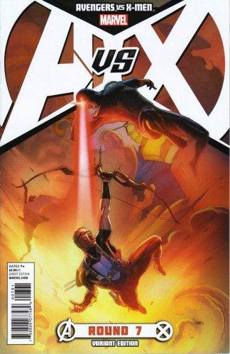 Avengers vs. X-Men #7 Esad Ribic Variant