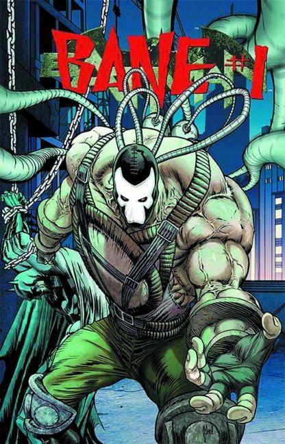 BATMAN #23.4 Bane #1 3D Villains Month Variant First Print