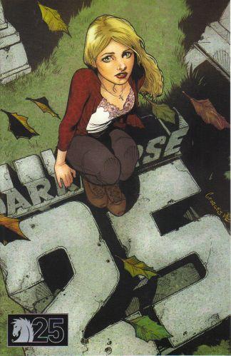 Buffy, the Vampire Slayer: Season 9 #1 Dark Horse 25th Anniversary Variant