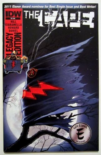Cape #1 LEGACY EDITION RI VARIANT COVER