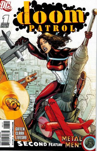 Doom Patrol #1 Volume 5 1:10 Variant
