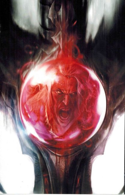 Elric: The Balance Lost #4 C Francesco Mattina Virgin Art Variant
